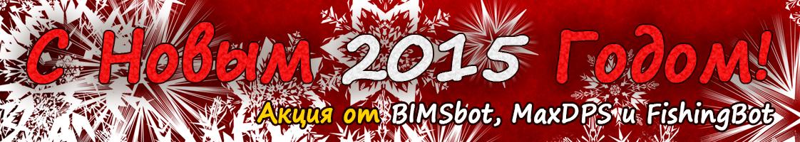 Новогодняя акция - BIMS2015